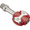 Speedplay Zero Pedals Stainless steel red